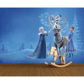 Elsa - Çocuk Odası Duvar Kağıdı Modeli