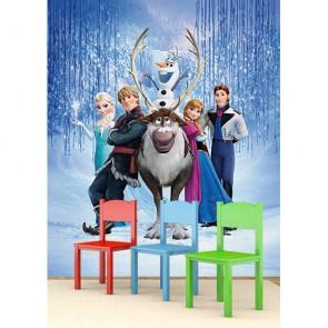 Elsa Posteri Çocuklar için Duvar Kağıdı Modeli
