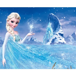 Elsa ve Kristal Şato
