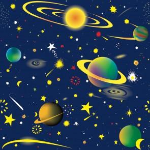 Renkli Uzay Cisimleri