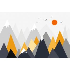 Dağlar ve Güneş