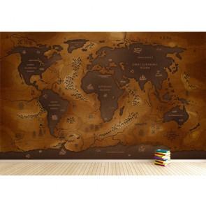 Kıtalar Okyanus Olsa - Duvar Kağıdı