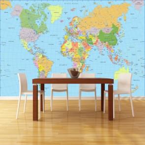 Türkçe Dünya Haritası