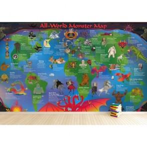 Canavarlar Dünya Haritası