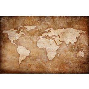 Kazınmış Dünya Haritası