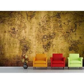 Tarihi Jeoloji Dünya 3 Boyutlu Duvar Kağıdı