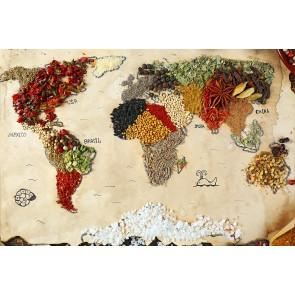Kuruyemiş ve Baharatlardan Dünya