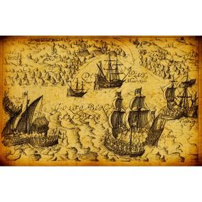 Tarihi Korsan Gemileri