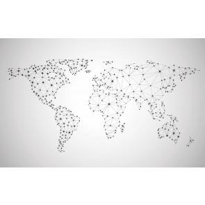 Global Network Dünya Haritası