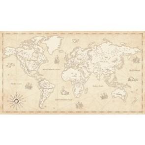 Yıllanmış Dünya Haritası