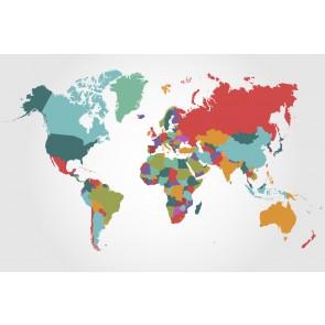 Renk Parçalarından Dünya