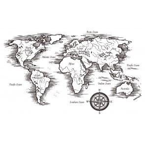 Dağlık Bölgeler Haritası