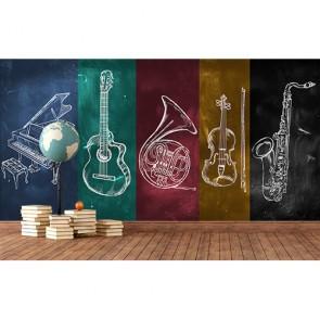 Jazzy - Müzik Odası Duvar Kağıdı Uygulama