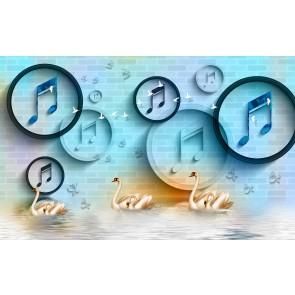 Kuğular ve Müzik