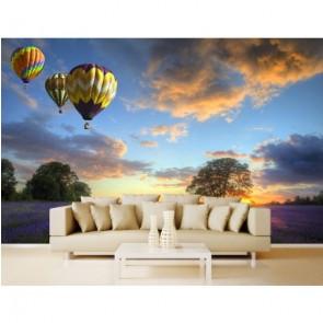 Balonların Dansı Duvar Kağıdı