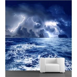 Fırtınalı Gece Duvar Kağıdı