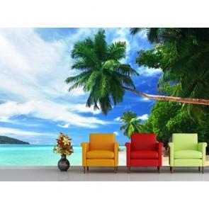 Tropikal Tatil Duvar Kağıdı Önizlemesi