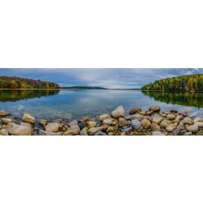 Panaromik Göl Manzarası