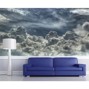 Gri Bulut Duvar Kağıdı Önizleme