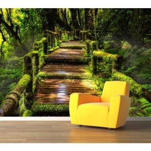 Yeşil Köprü Duvar Kağıdı Önizleme