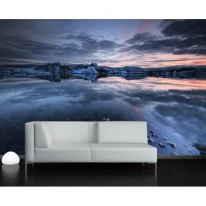 Esrarengiz Sular - Kendinden Yapışkanlı Duvar Kağıdı