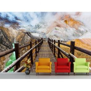 Muhteşem Köprü Duvar Kağıdı Modeli