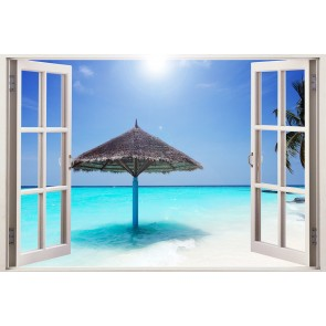 Penceremden Maldivler