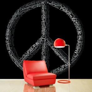 Her Dilde Barış Duvar Kağıdı