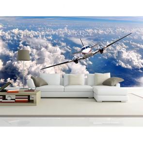 Uçak Selfiesi - Poster Duvar Kağıtları