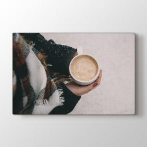 Sıcacık Kahve Tablosu | Ev Tabloları