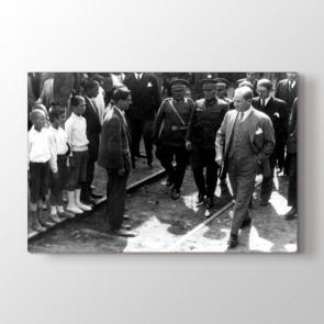 Atatürk Pendik'te Tablosu | Ev Tabloları