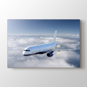 Boeing Uçak Modeli Tablosu | Salon Duvar Tabloları