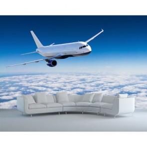Boeing Manevrası 3 Boyutlu Manzara Duvar Kağıdı Modeli