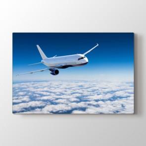 Boeing Manevrası Tablosu | Salon Için Duvar Tabloları