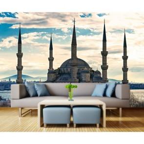 Sultan Ahmet Cami Duvar Kağıdı Önizleme
