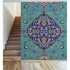 İslam ve Sanat 3 Boyutlu Resimli Duvar Kağıdı