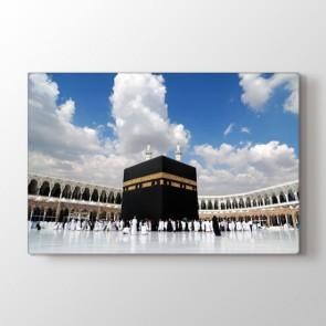 Kabe ve Gökyüzü Tablosu | Dini Tablo Modelleri