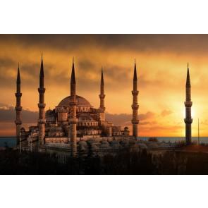 Cami İslam İbadet Yeri