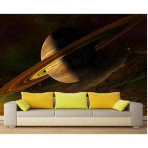 Satürn Duvar Kağıdı