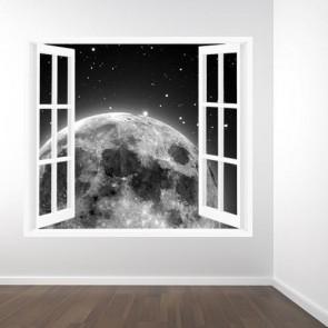 Ayın Yükselişi Duvar Kağıdı