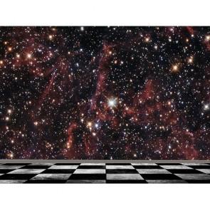 Samanyolu Yıldızları 3 Boyutlu Duvar Kağıdı