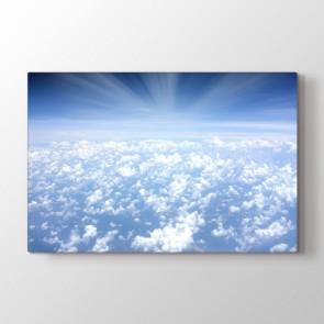Bulutların Güzelliği Tablosu | Okul Için Tablo