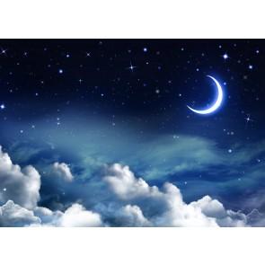 Ay ve Bulutlar
