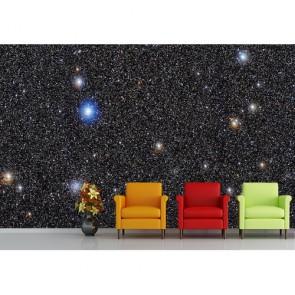 Yıldız Yağmuru 3D Uzay Duvar Kağıdı