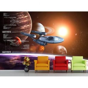 Uzay Gemisi NCC1701A  Duvar Kağıdı Modeli