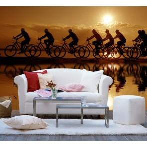 Bisiklet Turu Duvar Kağıdı