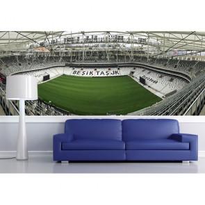 Beşiktaş Vodafone Arena Stadı Duvar Kağıdı Modeli