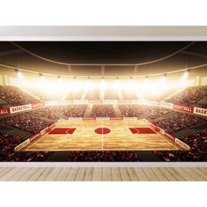 Basketbol Stadı - Resimli Duvar Kağıdı Modeli Uygulama