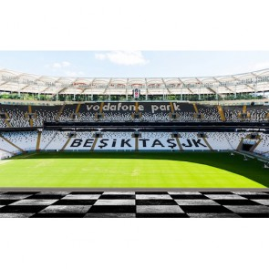 Beşiktaş Stadı - Spor Duvar Kağıdı Uygulama