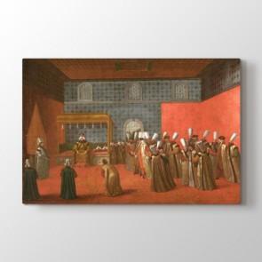 Osmanlı Destur Tablosu - Duvar Tabloları Fiyatları